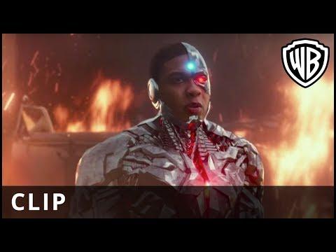 Justice League (Featurette 'Cyborg')