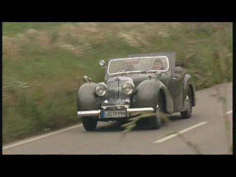 Triumph 1800 Roadster Video