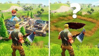 THIS IS WHAT HAPPENS WHEN YOU DESTROY AN ENTIRE CITY! (Fortnite: Battle Royale)