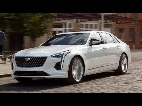 Cadillac CT6 2019 Наши тесты