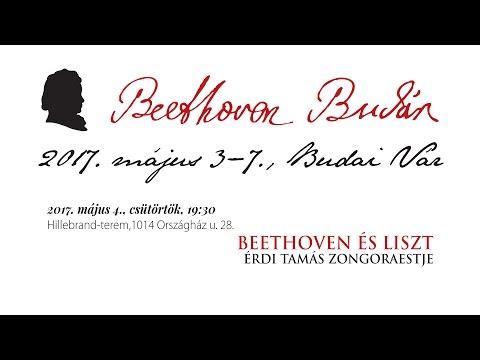 Beethoven Budán 2017 - Beethoven és Liszt - video preview image