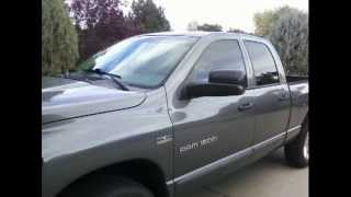 2006 Dodge Ram 1500 Transformation