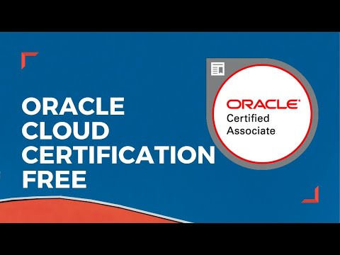 Oracle Cloud Certification Absolutely Free MAY 15 2020   How to ...