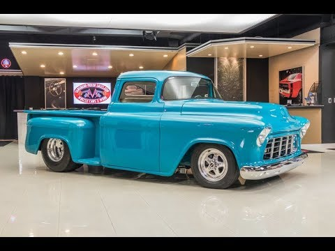 Video of Classic 1955 Chevrolet 3100 Offered by Vanguard Motor Sales - GVI6