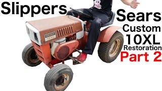 Slippers Sears Custom 10XL Part 2