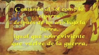 "Video thumbnail of ""Como la cigarra (Jaroussky/Andueza/Pluhar)"""