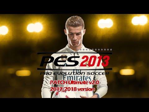 CARA MUDAH INSTALL PACTH PES-ID V7 0 PES 2013 - игровое