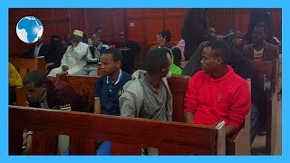 Court remands the 43 suspects for two days at the ATPU headquarters
