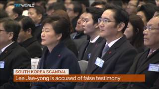 Money Talks: Prosecutors question Samsung executive