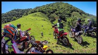 MORRO DO DESAFIO GIGANTE 🔞 TRILHA DE MOTO DE VOLTA NA KTM