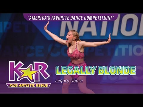 """Legally Blonde"" from Legacy Dance"