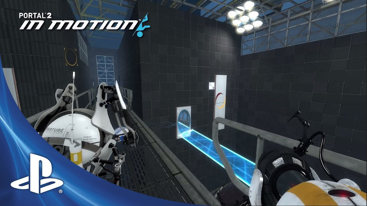 Portal 2 In Motion: Free Co-op Campaign Out Today