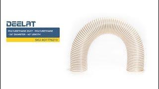 Polyurethane Duct - Polyurethane – 3.6