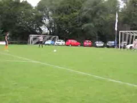 Conen-Cup 2013 / Elfmeter von Tobias Wilhelm gegen Mariadorf