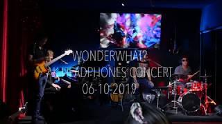 AK Headphones Concert feat. Maarten Rischen – Wonderwhatnow?