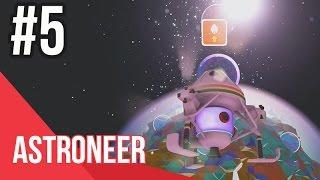 ASTRONEER - Phần 5: Chuyến bay đầu tiên vào không gian