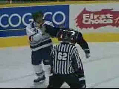 Steve Miller vs Richard Greenop