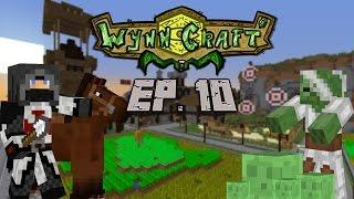 Wynncraft Ep 10 - Selchar, Almuj - Wrath of the Mummy