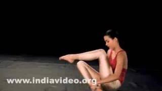 Ardha Matsyendrasana (The Spinal twist)
