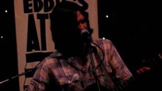 """Joshua James - """"Commodore"""" - Eddie's Attic,  Atlanta,  Nov. 3, 2009"""