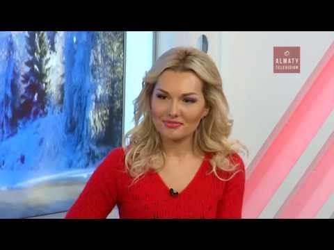 Кай Метов в гостях программы Күліп оян Алматы (20.02.2017)