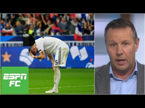 France vs Germany reaction: World Cup winners add to German misery | UEFA Nations League