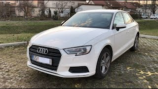 [Josip Ricov] Audi A3 Sedan 2018 review & quick test drive in 4K