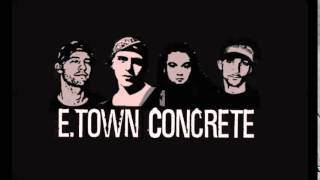 E-Town Concrete ~ A Father's Marathon