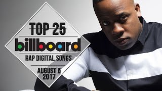 Top 25 • Billboard Rap Songs • August 5, 2017 | Download-Charts