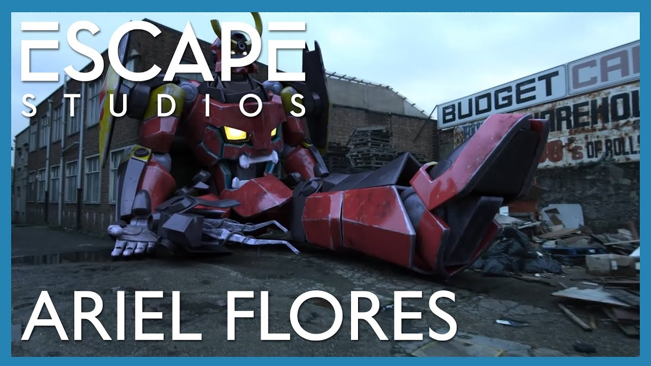 Escapee Showreels - Ariel Flores