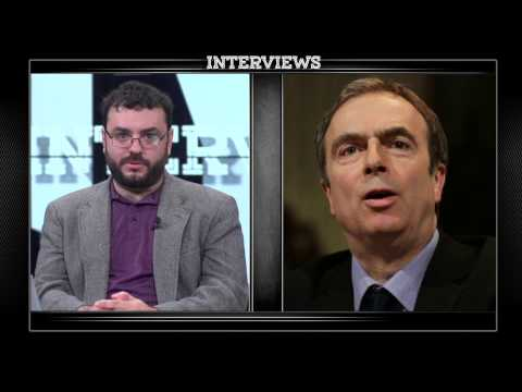 Peter Hitchens Interview w/ Michael Tracey