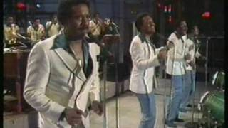 "The Four Tops - ""When She Was My Girl""  Live - 'Fridays' (1981)"