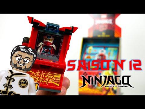 Vidéo LEGO Ninjago 71714 : Avatar Kai - Capsule Arcade