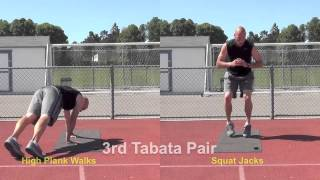 SickFit: Fit In 15 Tabata 15 Minute Tabata HIIT Bodyweight Workout #2 by sickfitbootcamp