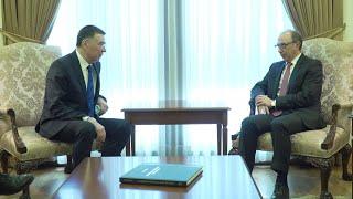 Քաղաքական խորհրդակցություններ ՀՀ և ՌԴ ԱԳ նախարարությունների միջև