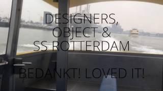 Beurs Object op de SS Rotterdam: mijn favoriete designs