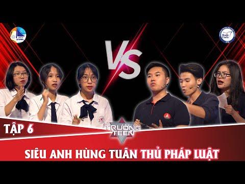 Trường Teen 2020 Tập 6 | THPT Chuyên Hạ Long - Quảng Ninh vs THPT Marie Curie - Hà Nội