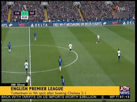 English Premier League - AM Sports on JoyNews (2-4-18)