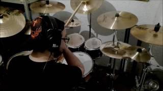 Artension - The Wind And The Rain (Drum Cover Minaki)