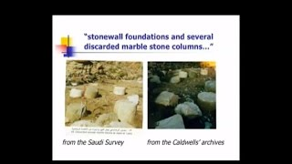 Saudi Government Al Bad Archaeological Survey