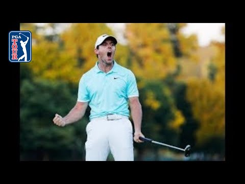Rory McIlroy's best shots of the decade: 2010-19 (non-majors)