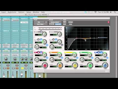 How To EQ Drum Overheads – TheRecordingRevolution.com