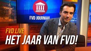 Het jaar van FVD! Een terugblik op een fantastisch jaar! - FVD Journaal #32