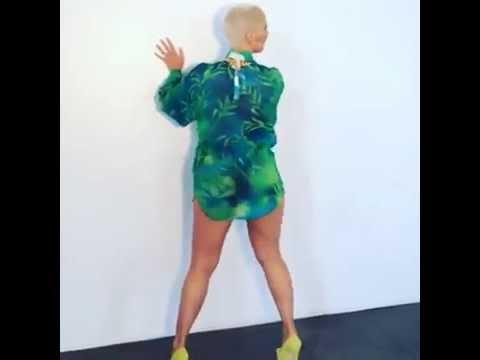 Amber Rose Twerking To A$AP Ferg's