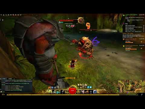 guild wars 2 classes and races guide