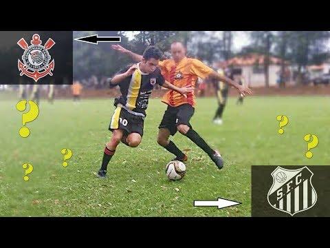 Garoto criado em Bom Sucesso de Itararé é disputado por grandes clubes de São Paulo!