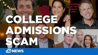 NorCal parents charged in alleged college admissions scam