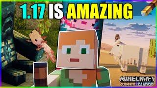 Playing Minecraft latest update 1.17 | Minecraft Hindi