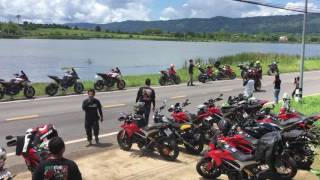 INNOVV K1 Motorcycle Camera System & Ducati Touring