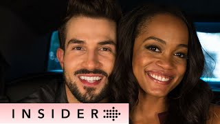 Will You Accept This Ride? Finale EXCLUSIVE Rachel Lindsay and Bryan Abasolo | The Bachelor Insider